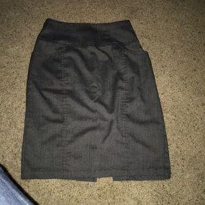 Candies pencil skirt